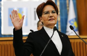 "Meral Akşener : ""AK Parti için winter is coming"""