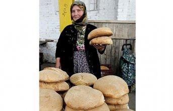 Şehirli, köy ekmeğini sevdi