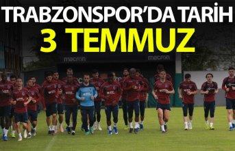 Trabzonspor 3 temmuzda toplanıyor