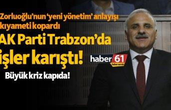AK Parti Trabzon'da karıştı! Büyük kriz...