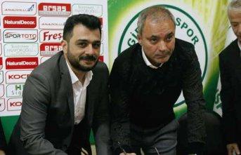 Giresunspor'da Erkan Sözeri ayrılacak mı?