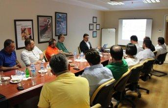 TKDK Destekleri TrabzonSİAD üyelerine anlatıldı
