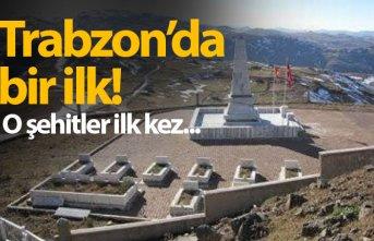 Trabzon'daki o şehitler kaymakamlık düzeyinde...