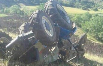 Çorum'da trafik kazası: 2 yaralı