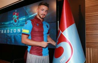 Trabzonspor'un yeni transferi Donis Avdijaj :...