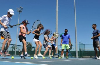 Bitmeyen tutku: tenis