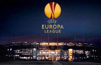 UEFA Avrupa Ligi heyecanı başladı!