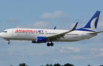 Anadolu Jet Trabzon Uçağının acil iniş nedeni...