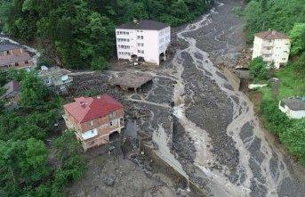 Araklı'daki sel felaketinin nedeni belirlendi