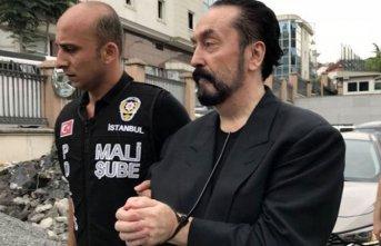Adnan Oktar Suç Örgütü'nün iddianamesi kabul...