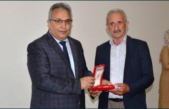 Ordu'da Kıbrıs gazilerine madalya