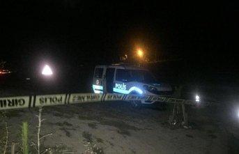 Polis aracına silahlı saldırı: 1 ağır yaralı