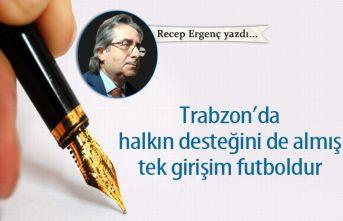 Trabzon'da halkın desteğini de almış tek girişim...