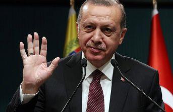Erdoğan'dan memurlara müjde