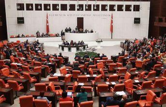 Meclisin ilk gündemi Yargı Reformu Strateji Belgesi