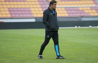 Trabzonspor Prag'a hazır