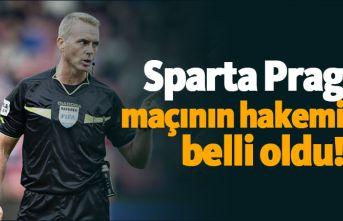 Trabzonspor - Sparta Prag maçının hakemi belli...