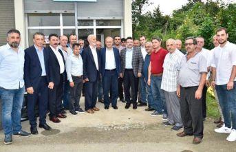 "Bakan Turhan: ""Trabzon'un trafiğini rahatlatacak…"""