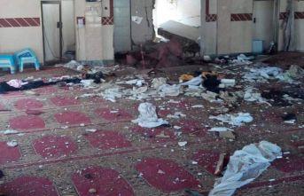 Camiye saldırdılar : 5 ölü 15 yaralı