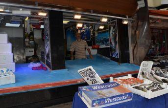 Trabzon'da balıkçıların yeni sezon heyecanı