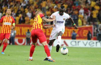 Aytemiz Alanyaspor tek golle kazandı!