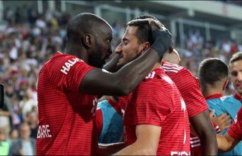 Beşiktaş'a Sivas'ta şok!
