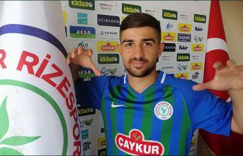 Çaykur Rizespor'dan transfer!
