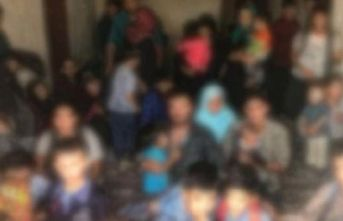 İzmir'de 186 düzensiz göçmen yakalandı