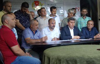 """Memur-Sen temsilcilerinden basın açıklaması: """"Bu teklifin zenginleştirilmeye ihtiyacı var"""""""