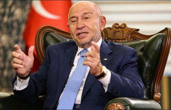 TFF Başkanı Nihat Özdemir, Cemil Usta kararını anlattı