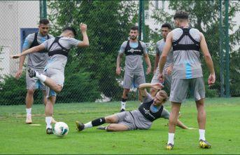 Trabzonspor'da Kasımpaşa maçı hazırlıkları tamamlandı!