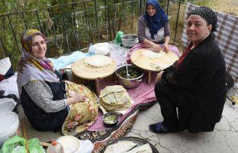Zigana'da Lames şenliği yapıldı