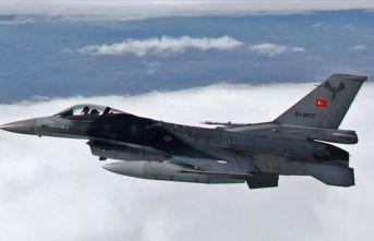 Kuzey Irak'a hava harekatı - 2 terörist...