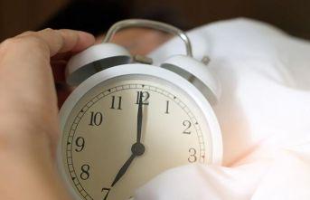 Tatil dönüşü 'uyku düzeni' uyarısı