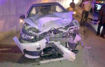 Samsun'daki kazada ölü sayısı 2'ye çıktı
