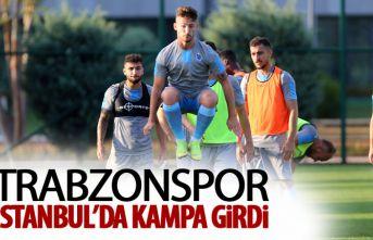 Trabzonspor İstanbul'da hazırlanıyor!