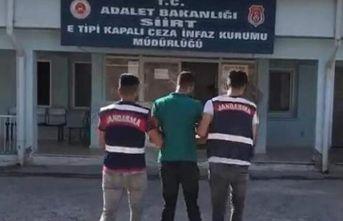 Yunanistan'a kaçma hazırlığındaydı! Yakalandı