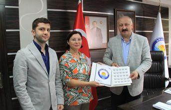 Araklı'nın tanıtımı için PTT ile ortak proje
