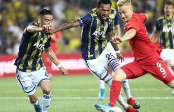 Fenerbahçe Gazişehir Gaziantep'i rahat geçti