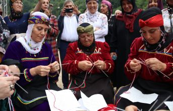 Hemşin'de festival devam ediyor!