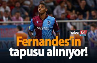 Ivanildo Fernandes'in tapusu alınıyor!