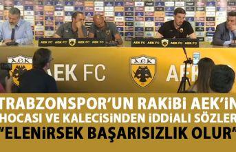 """AEK Teknik Direktörü Miguel Cardoso: """"Kazanmaya..."""