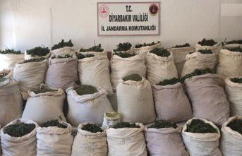 Diyarbakır'da uyuşturucu operasyonu!