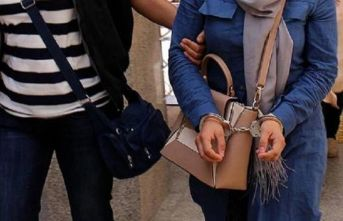 Trabzon'da FETÖ'nün Bölge ablası yakalandı
