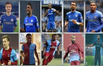 Trabzonspor'a 5. Chelsea'li