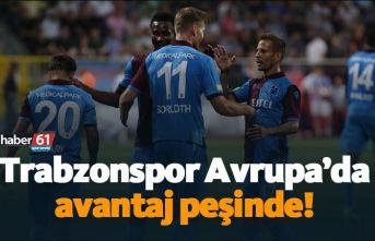 Trabzonspor Atina'da avantaj peşinde!