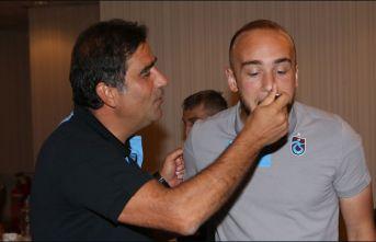 Trabzonspor'dan Doğan Erdoğan'a sürpriz...