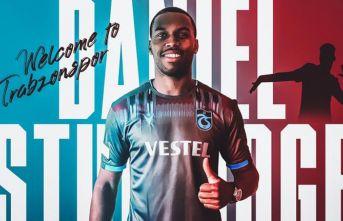 Trabzonspor Sturridge'ye böyle 'hoşgeldin'...