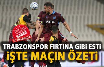 AEK - Trabzonspor (ÖZET)