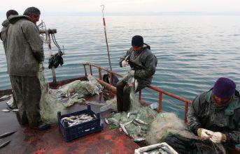 Kaçak avlanan balıkçılara ceza